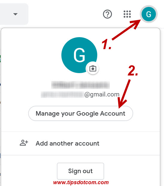 Add Your Phone Number To Your Google Account For Account Security?