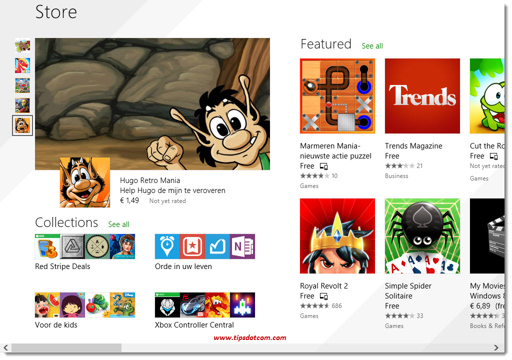 App Store For Windows 8 - 02