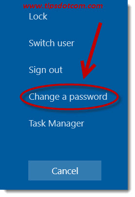 Change Your Password In Windows 10 01