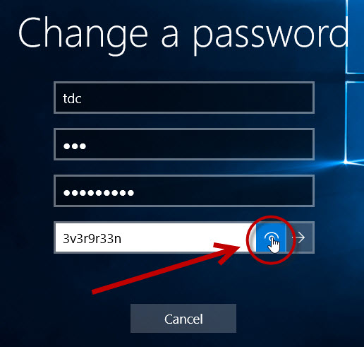 Change Your Password In Windows 10 04