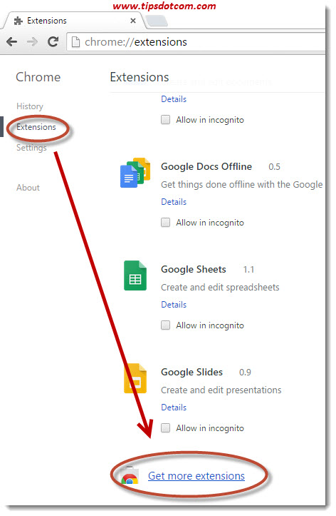 Chrome Delete History On Exit Hidden Feature