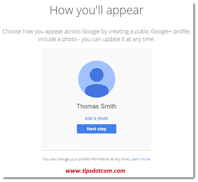 how to create new password for gmail