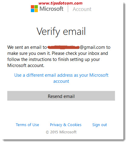 Create A Microsoft Account 04
