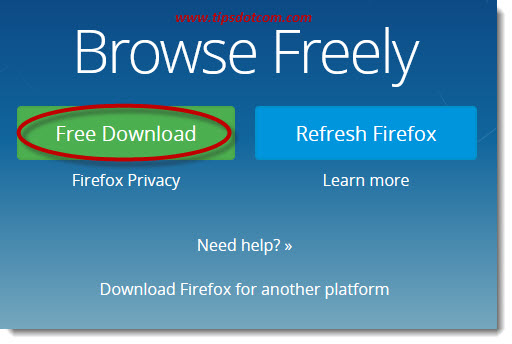 Download Mozilla Firefox Free 01