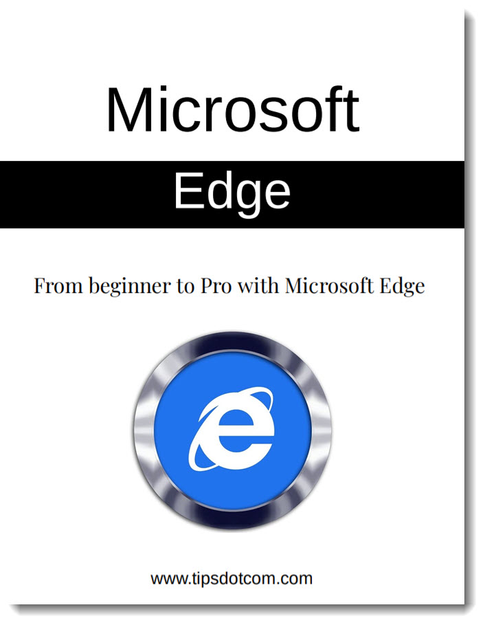 Microsoft Edge Tutorial Ebook