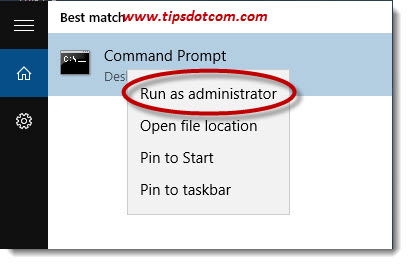 Elevated Command Prompt 13
