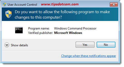 Elevated Command Prompt 02
