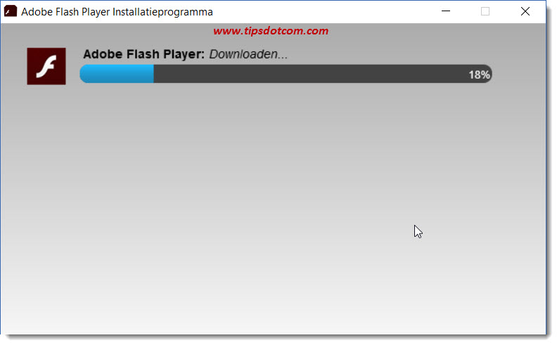 Firefox Has Prevented The Outdated Plugin Adobe Flash 13