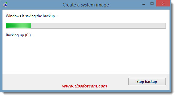 How To Backup Windows 8 - 08