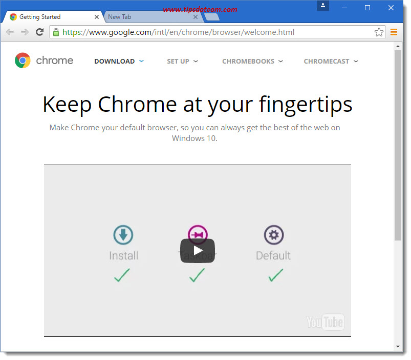 How To Download Google Chrome 07