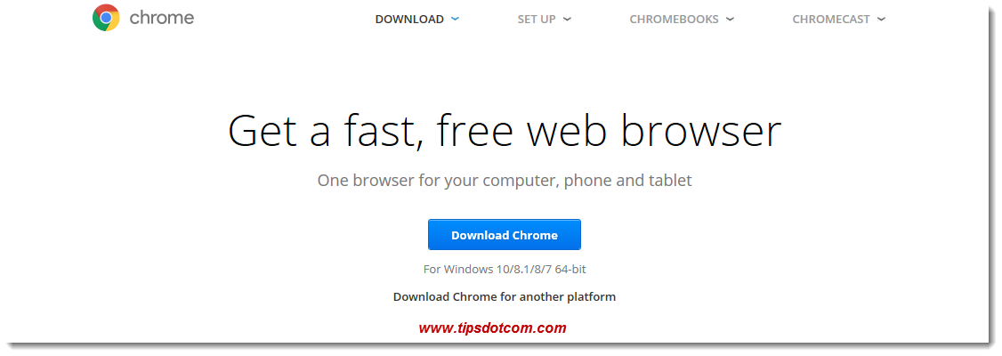 How To Install Google Chrome On Windows