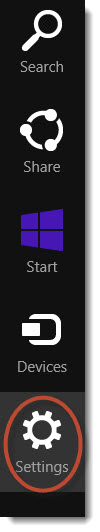 How to Reset Windows 8 -Step 01