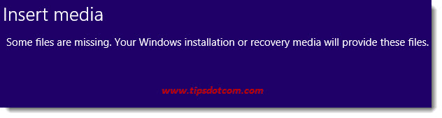 How to Reset Windows 8 -Step 06