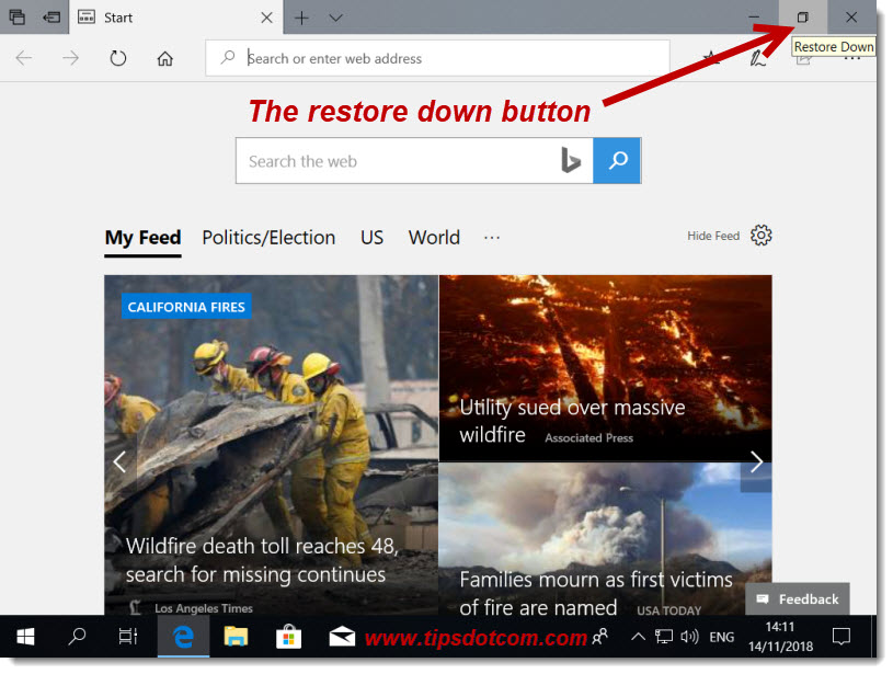 Microsoft Edge Beginners Guide - 02