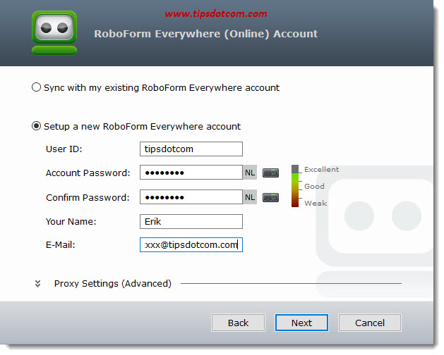 Password Manager Software 04