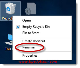 Recycle Bin Location 07