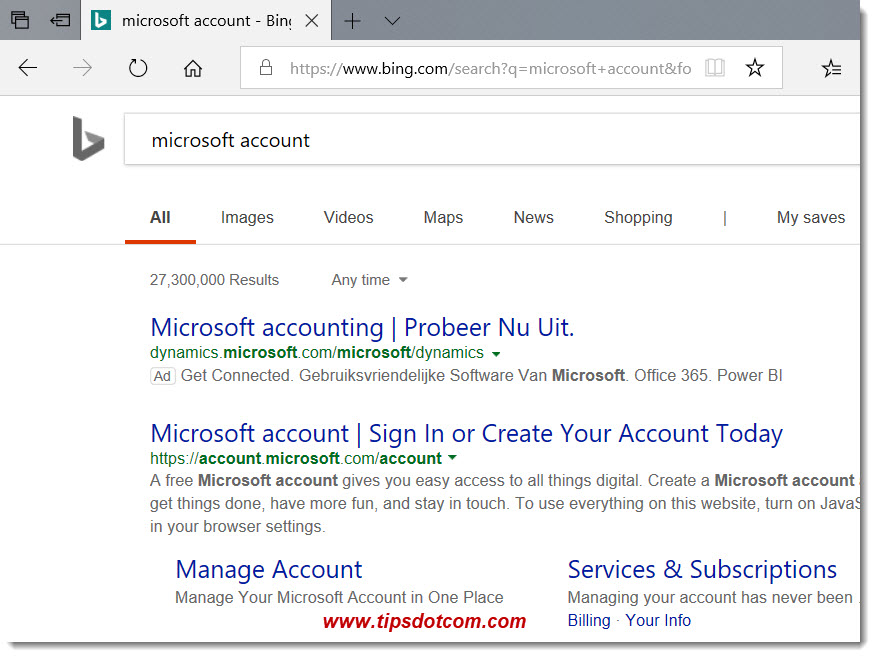 Search With Google in Microsoft Edge 04