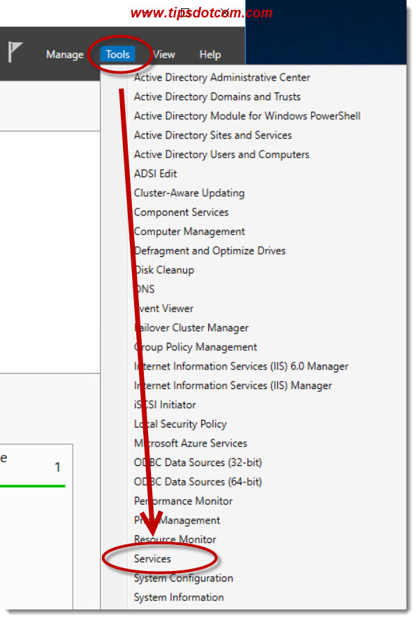 Server 2016 Not Visible in Network 03