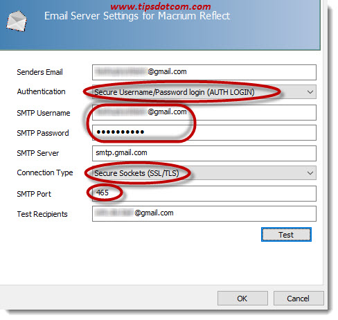 Smtp Gmail Settings For Optimal Results