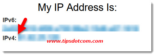 What is my computer ip address for remote desktop?