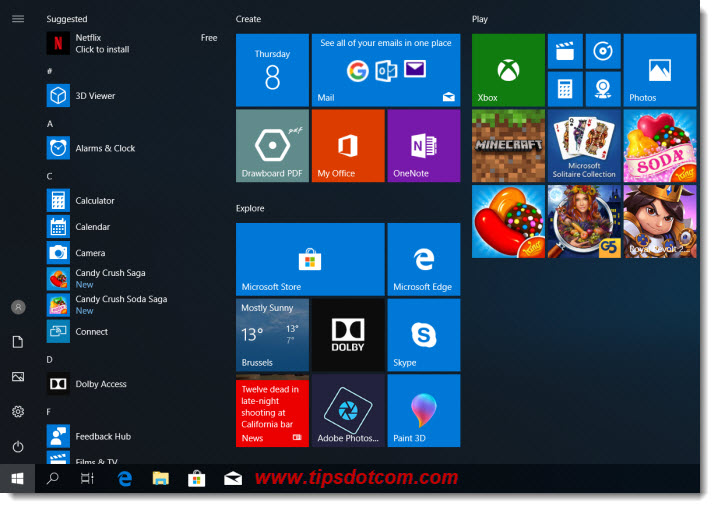 Windows 10 Desktop Basics 04