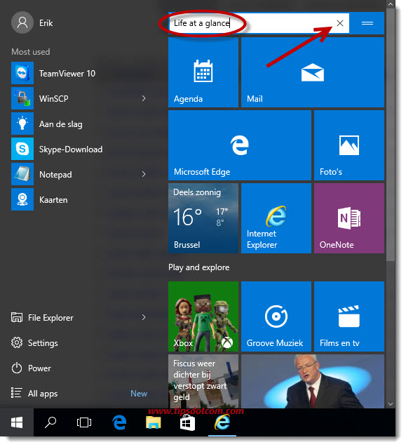 Windows 10 Life At A Glance 02