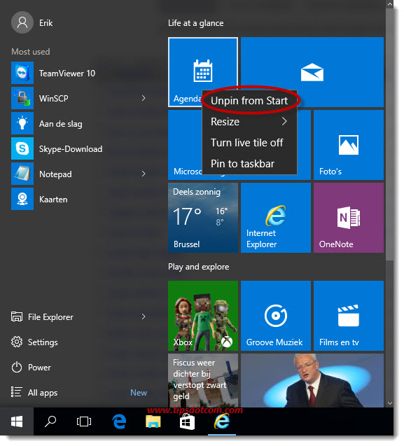 Windows 10 Life At A Glance 03