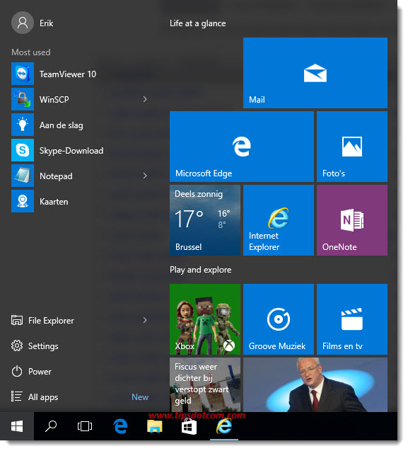 Windows 10 Life At A Glance 04