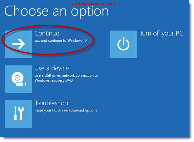 how to start windows 10 into safe mode