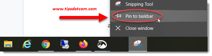 Windows 10 Shortcut For Snipping Tool 08