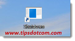 Windows 10 Shutdown Icon 06