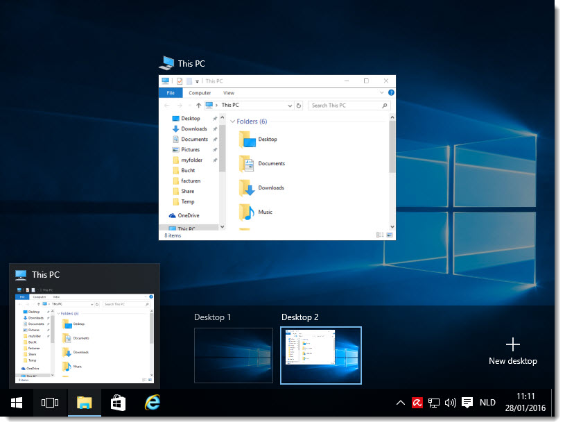 Windows 10 Virtual Desktops 07
