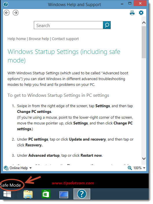 Windows 8 Safe Mode - 08