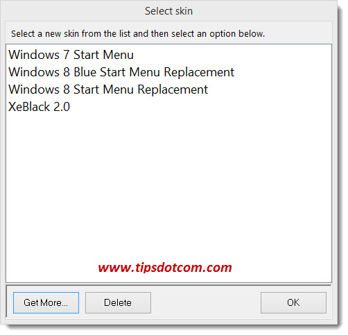 Windows 8 Start Menu Step 05