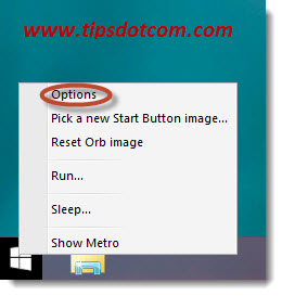 Windows 8 Start Menu Step 07