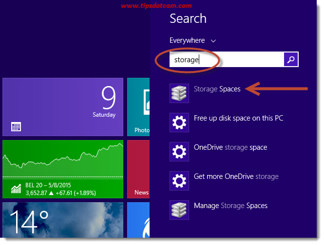 Windows 8 Storage Spaces 01