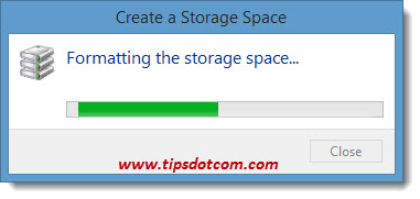 Windows 8 Storage Spaces 09
