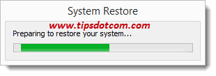 Windows 8 System Restore - Step 15