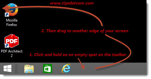 Windows 8 Taskbar Step 12
