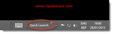 Windows 8 Taskbar Step 07