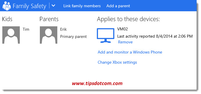 Windows Parental Control Step 04