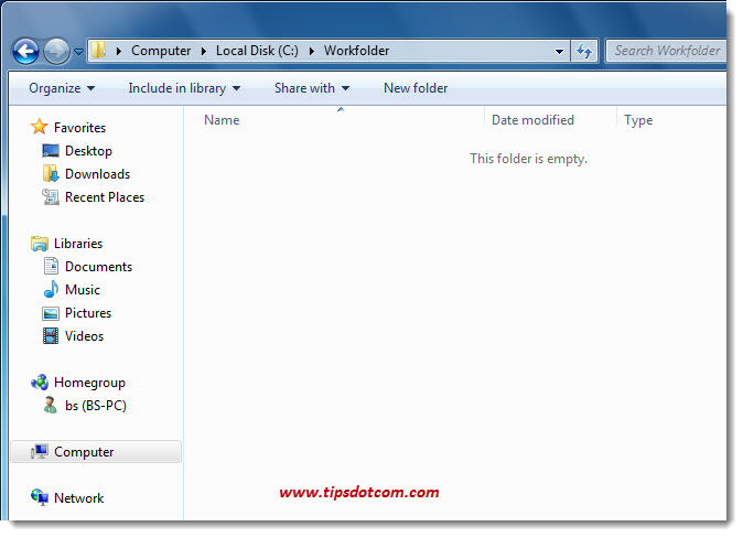 Windows Search in File Contents - Step 01