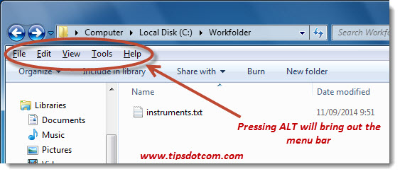 Windows Search in File Contents - Step 11