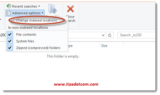 Windows Search in File Contents - Step 16